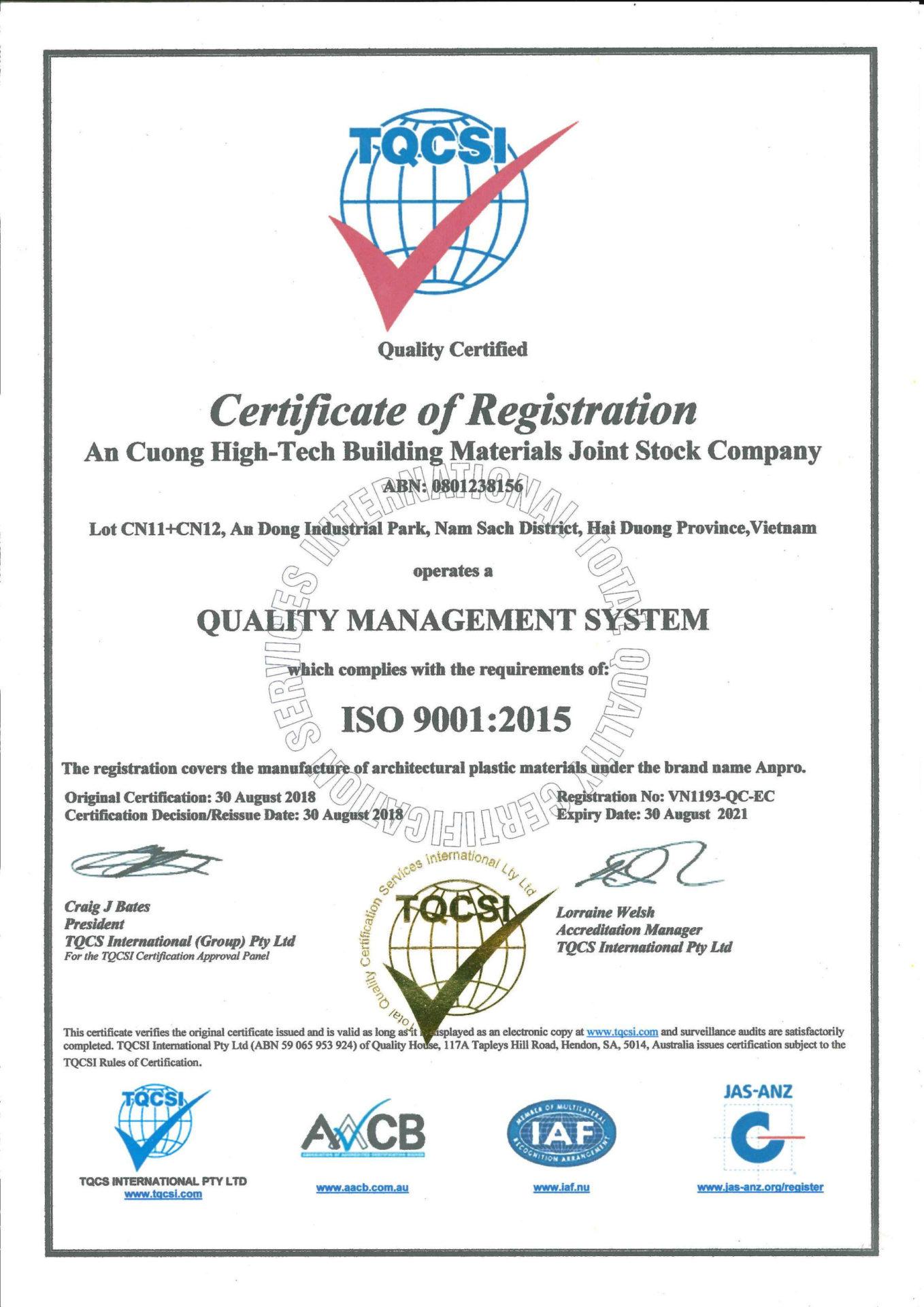Nhà Máy ISO 9001 2015 Quality Management scaled e1588906982492 - QUALITY CONTROL