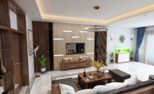 720c7c1c5859a507fc48 300x183 - Biệt thự ốp tường vân gỗ hiện đại