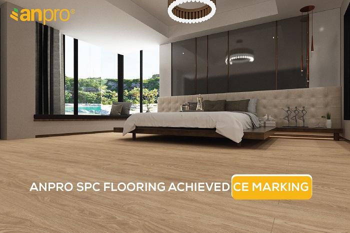 Dat CE 01 - AnPro floor achieves European standard - CE Marking