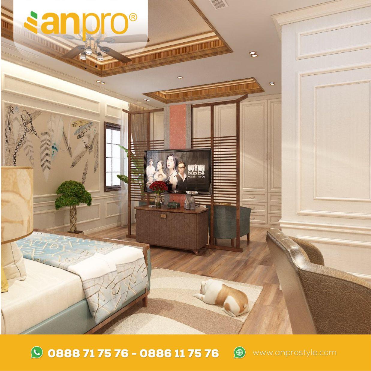 6 7 07 - Ấn tượng với thiết kế nội thất mang vẻ đẹp vượt thời gian