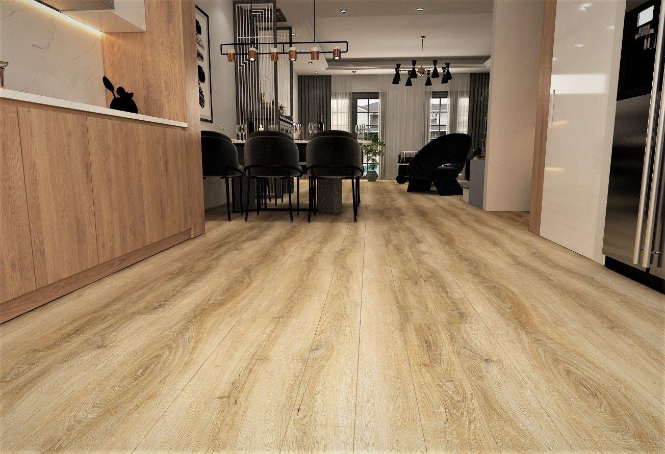 SA 110 2 - Không lo lỗi mốt với sàn vân gỗ AnPro trong thiết kế nội thất