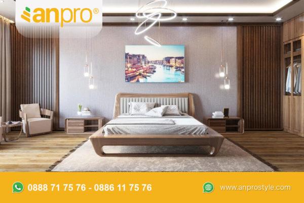 1 600x400 - Chi tiết nhỏ giúp làm mới không gian phòng ngủ gia đình