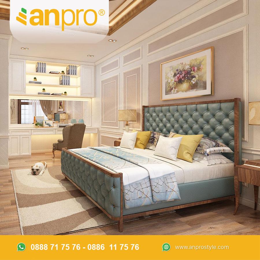 2 - Chi tiết nhỏ giúp làm mới không gian phòng ngủ gia đình