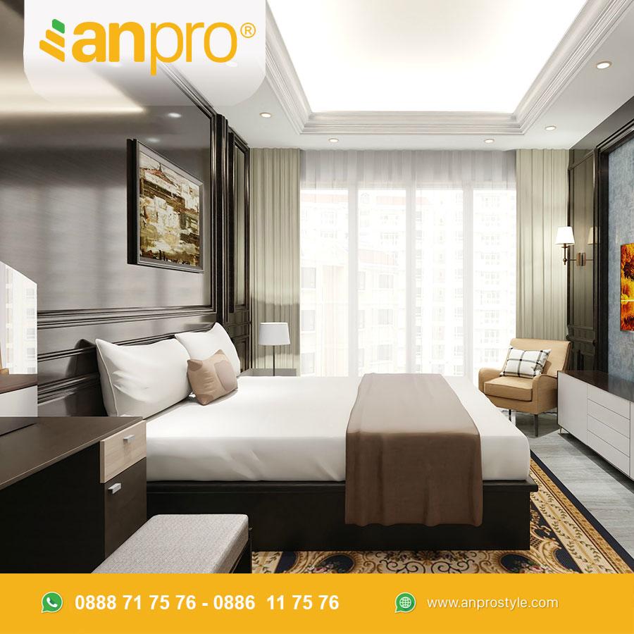3 - Chi tiết nhỏ giúp làm mới không gian phòng ngủ gia đình