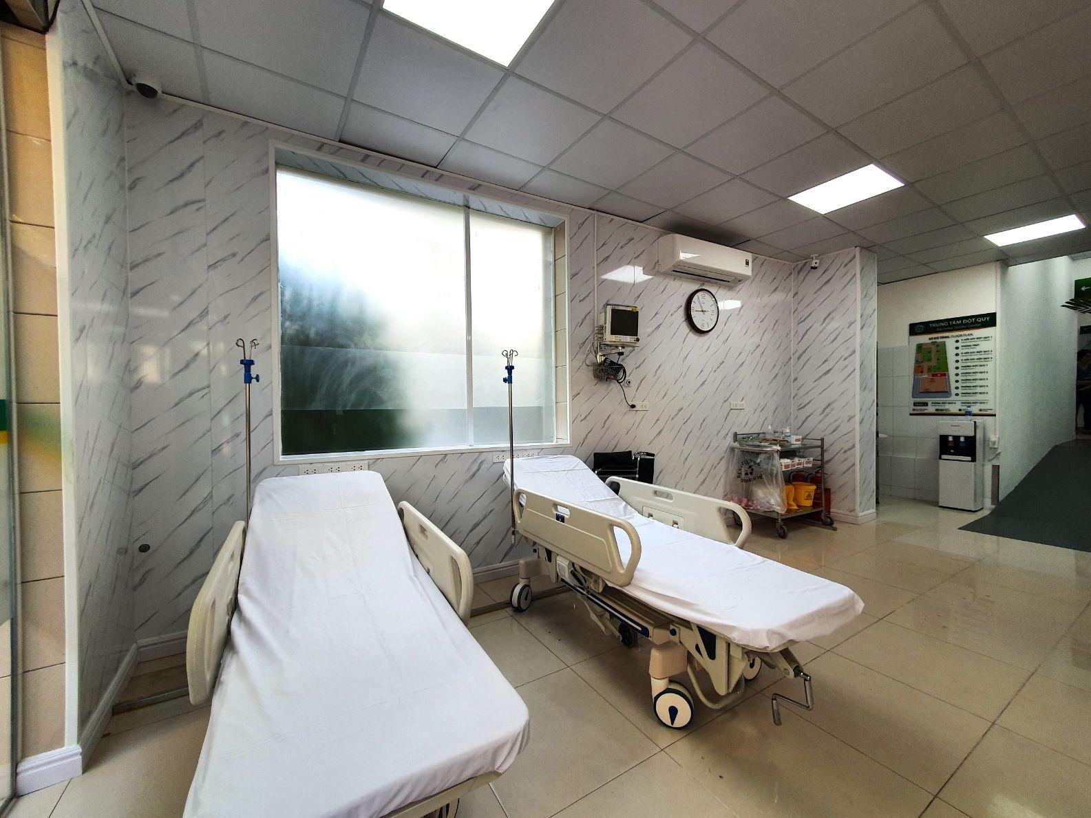 Trung tam DQ 3 - Vật liệu nội thất mới cho thiết kế bệnh viện hiện đại