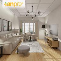Sàn AnPro được đánh giá có khả năng chịu được điều kiện thời tiết khắc nhiệt nồm ẩm, mưa nhiều