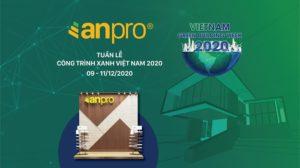 FB 02 300x168 - AnPro hưởng ứng tuần lễ Công trình xanh Việt Nam 2020