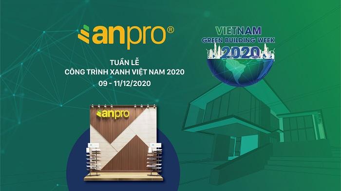 FB 02 - AnPro hưởng ứng tuần lễ Công trình xanh Việt Nam 2020