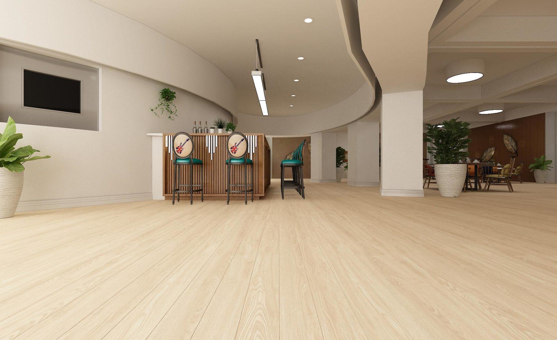 Hotel 1 - Giải pháp kiến trúc dành cho Khách sạn