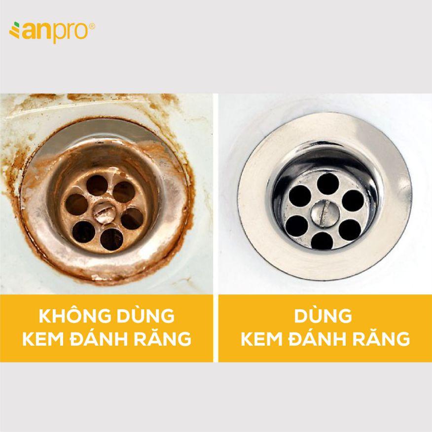 Anh 4 anpro - Cùng AnPro dọn nhà nhàn hạ với nguyên liệu từ nhà bếp
