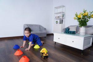 Sản phẩm AnPro ứng dụng trong không gian nhà ở