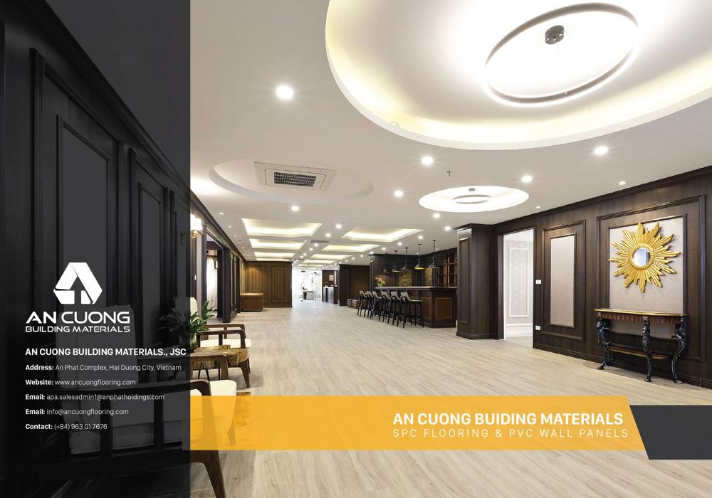 Brochure AnPro flooring wall board ENG 1 - Technical info