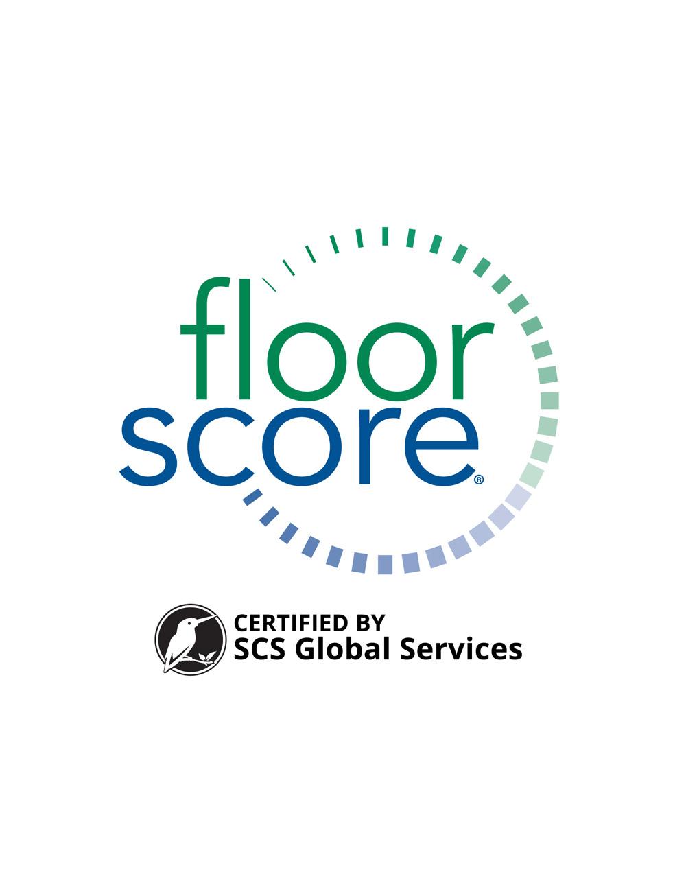 SCS Floorscore - AnPro SPC flooring