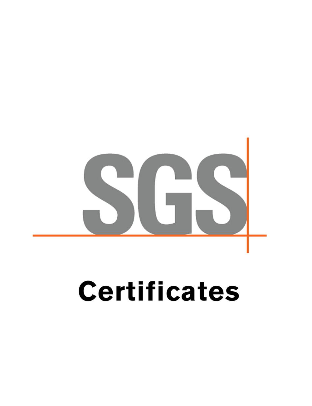 SGS - AnPro SPC flooring