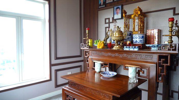 tho anpro - Biệt thự 260m2 của doanh nhân Hà Nội chọn AnPro làm điểm nhấn