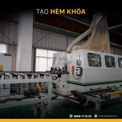 BAI 2 04 anpro 400x400 - Quy trình sản xuất sàn hèm khóa công nghệ cao AnPro